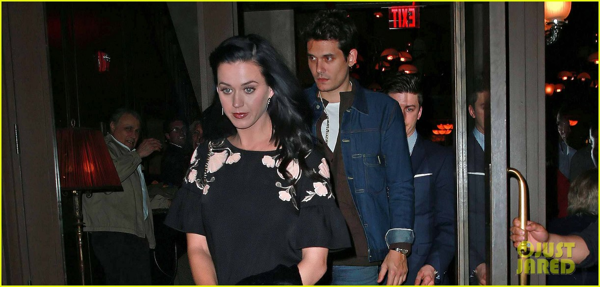 katy perry john mayer steakhouse dinner date 042970093