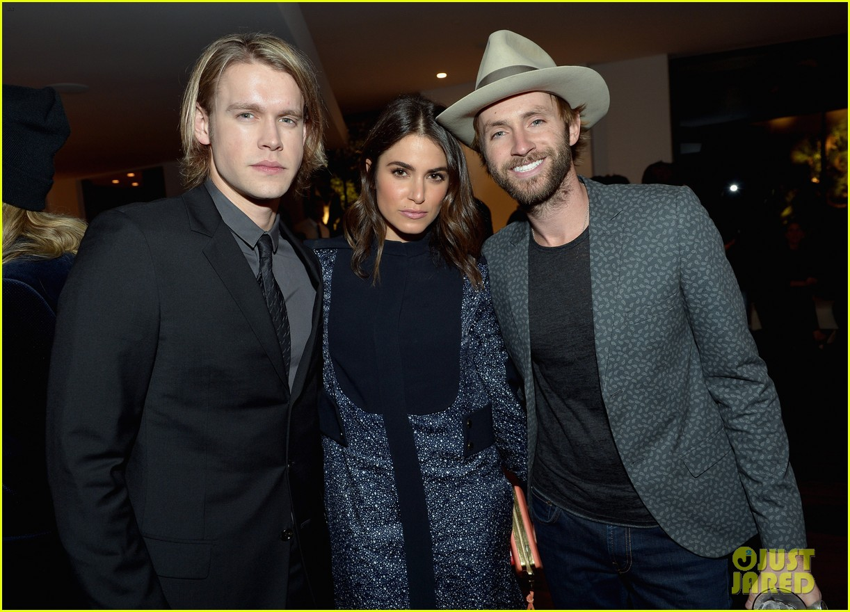 alex pettyfer nikki reed chloe fashion show dinner 092982849
