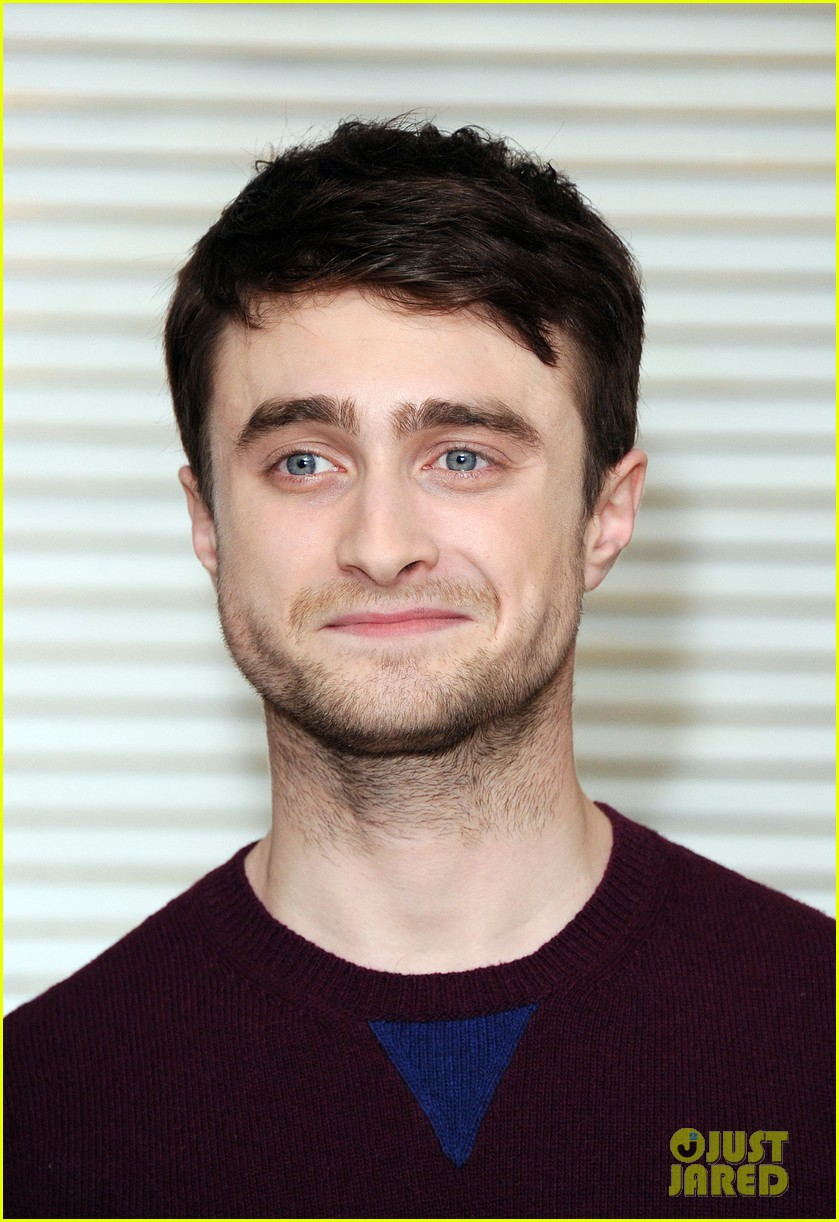 daniel radcliffe dane dehaan kill your darlings bfi photo call 13