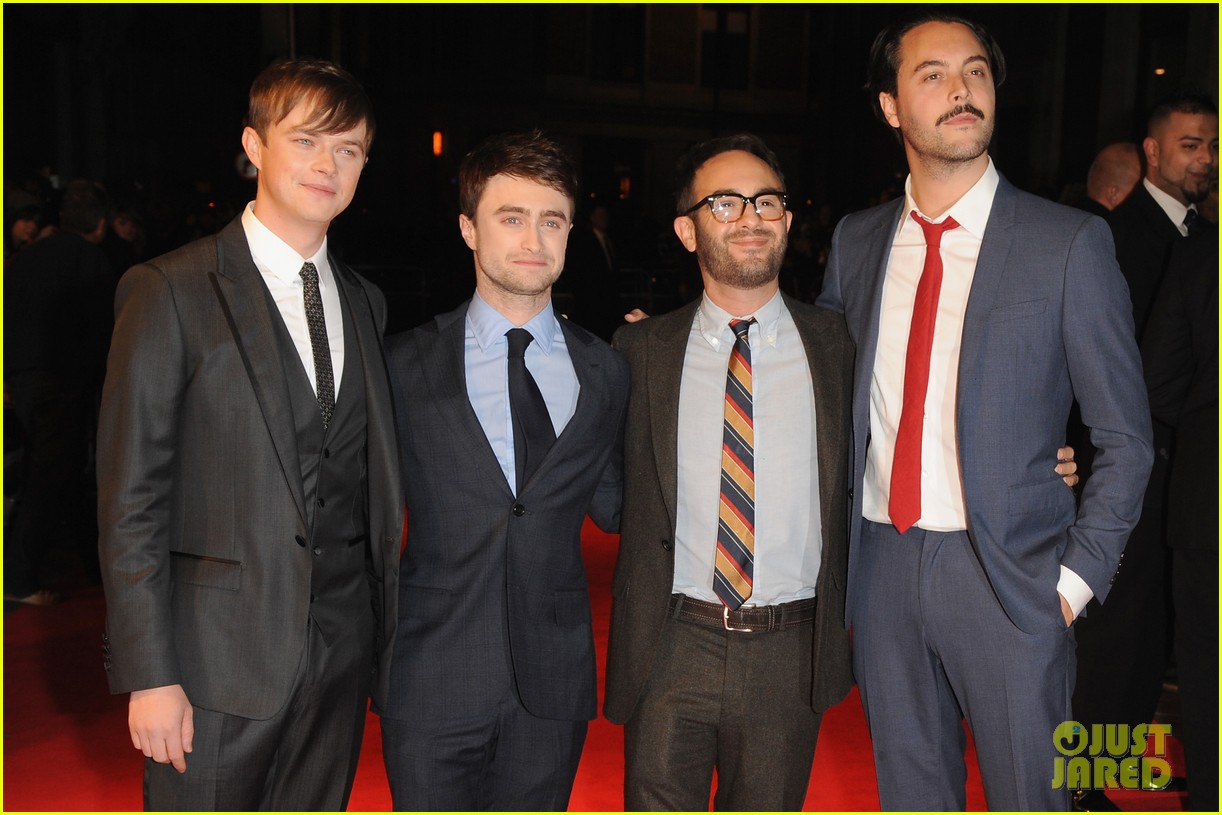 daniel radcliffe dane dehaan kill your darlings at bfi fest 10