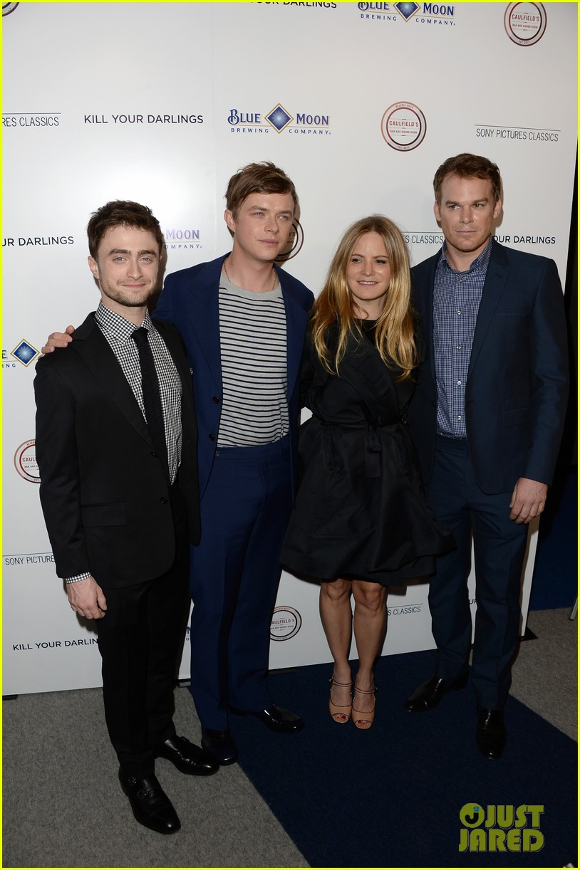 daniel radcliffe dane dehaan kill your darlings premiere 032965546