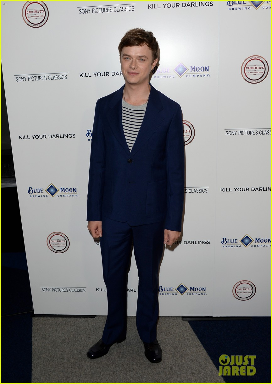 daniel radcliffe dane dehaan kill your darlings premiere 092965552