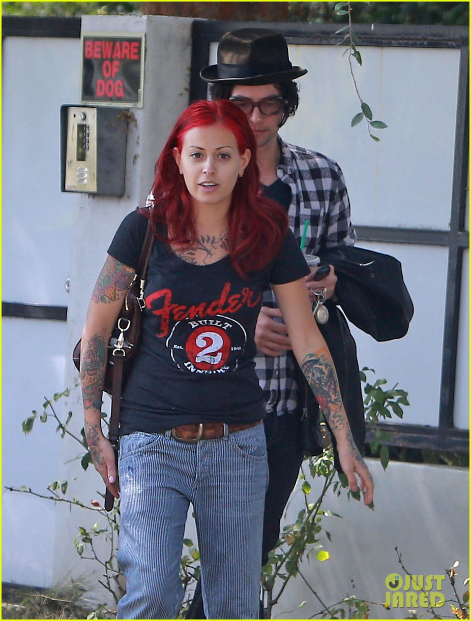 jackson rathbone sheila hafsadi step out after wedding 13