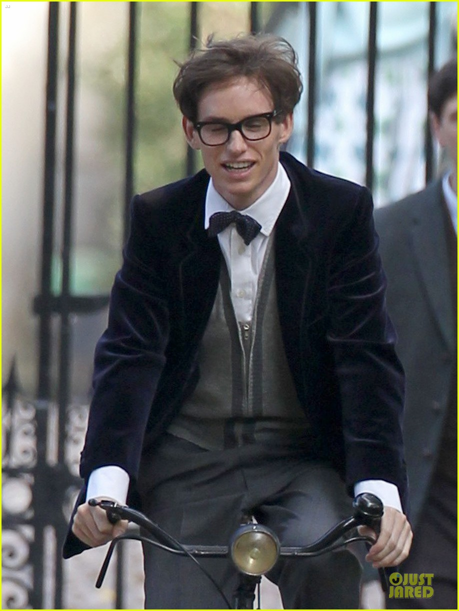 eddie redmayne felicity jones theory of everything set 042968026
