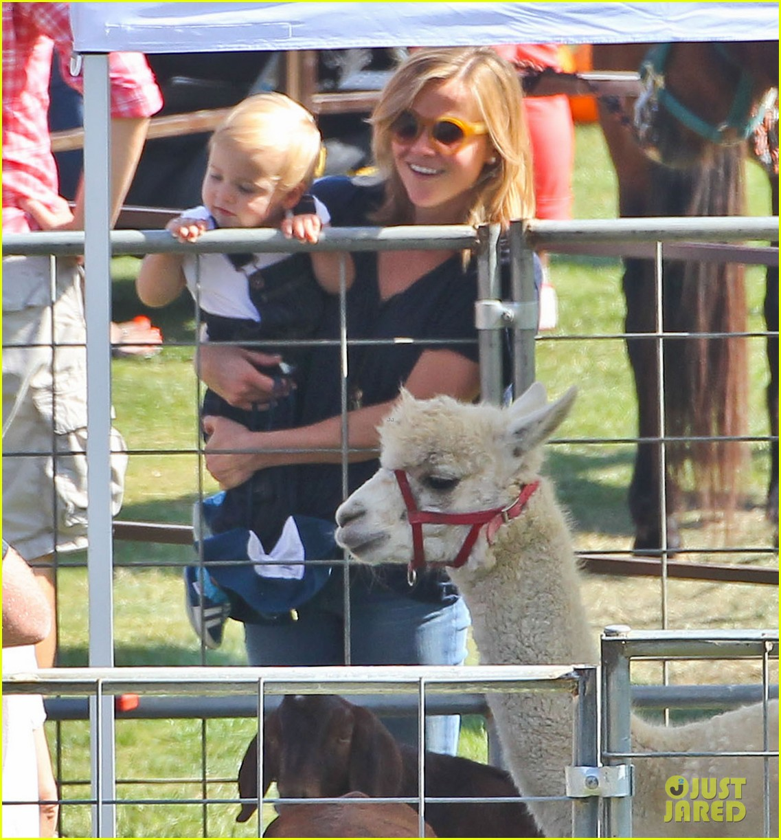 reese witherspoon jim toth brentwood corn festival 442976149