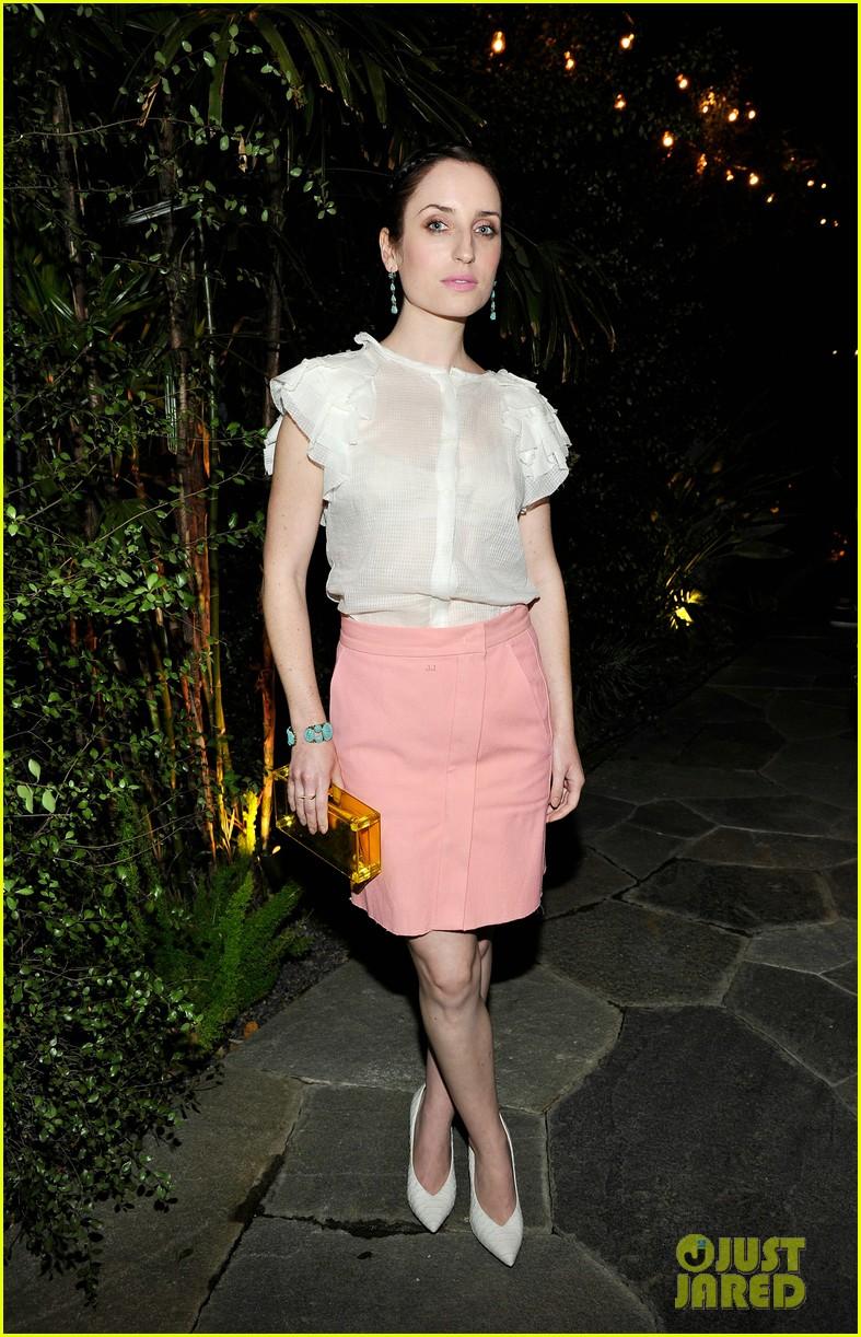 rosie huntington whiteley milla jovovich celebrate isabel marant 052970120