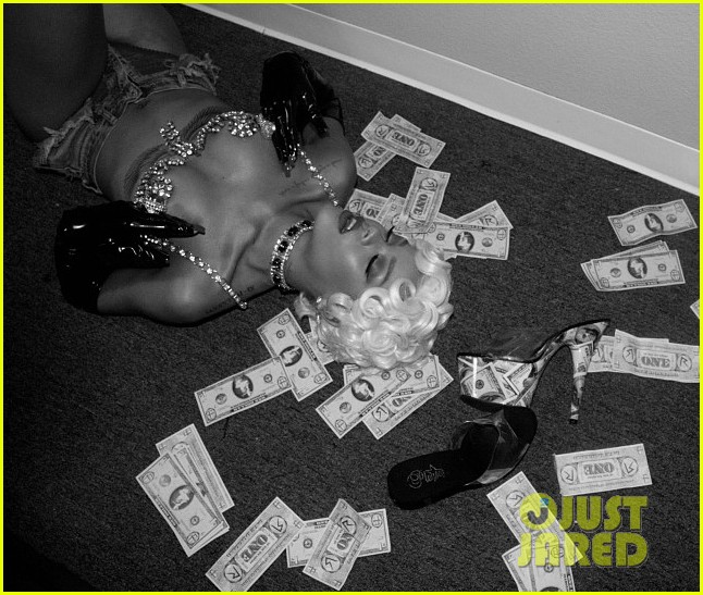 rihanna more pour it up behind the scenes video 042963805