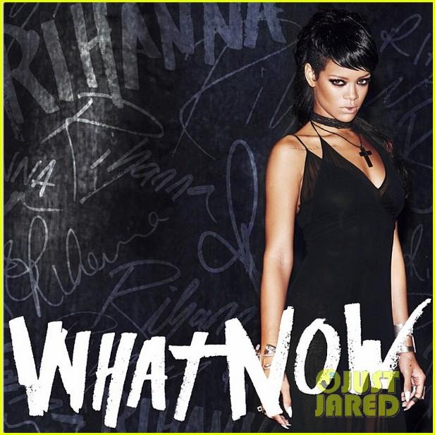 rihanna what now single cover artwork 032972725