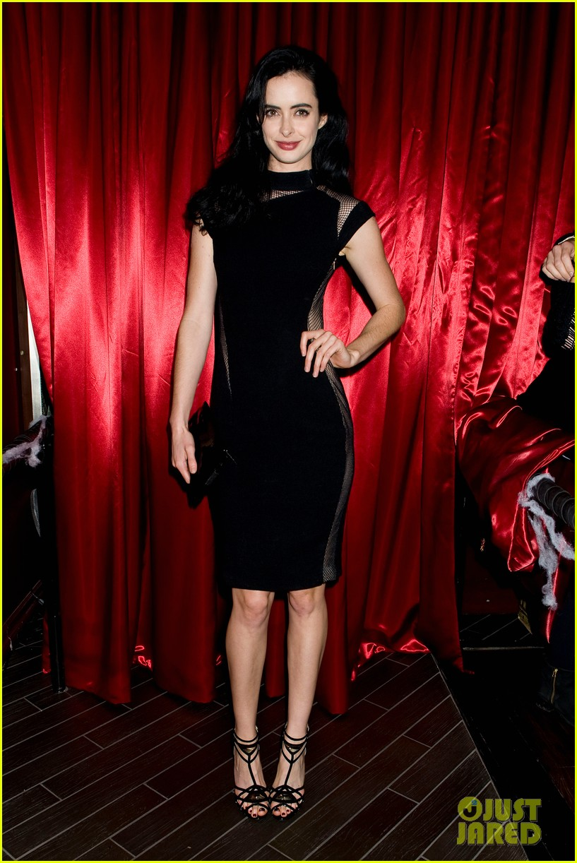 krysten ritter lacey chabert just jared halloween party 2013 012979276