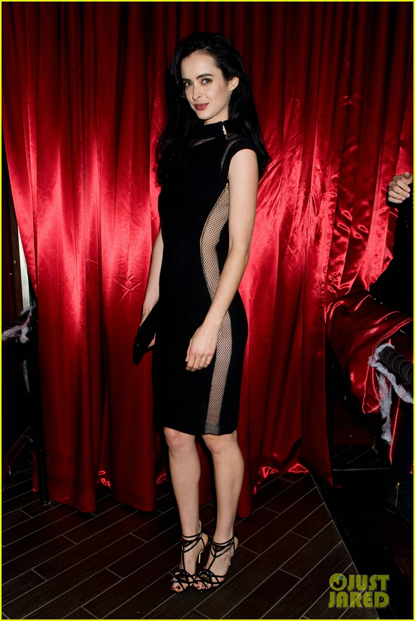 krysten ritter lacey chabert just jared halloween party 2013 062979281