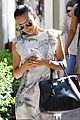 naya rivera goes wedding dress shopping with kevin mchale 25