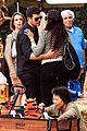 robin thicke paula patton smooches pumpkin patch 11