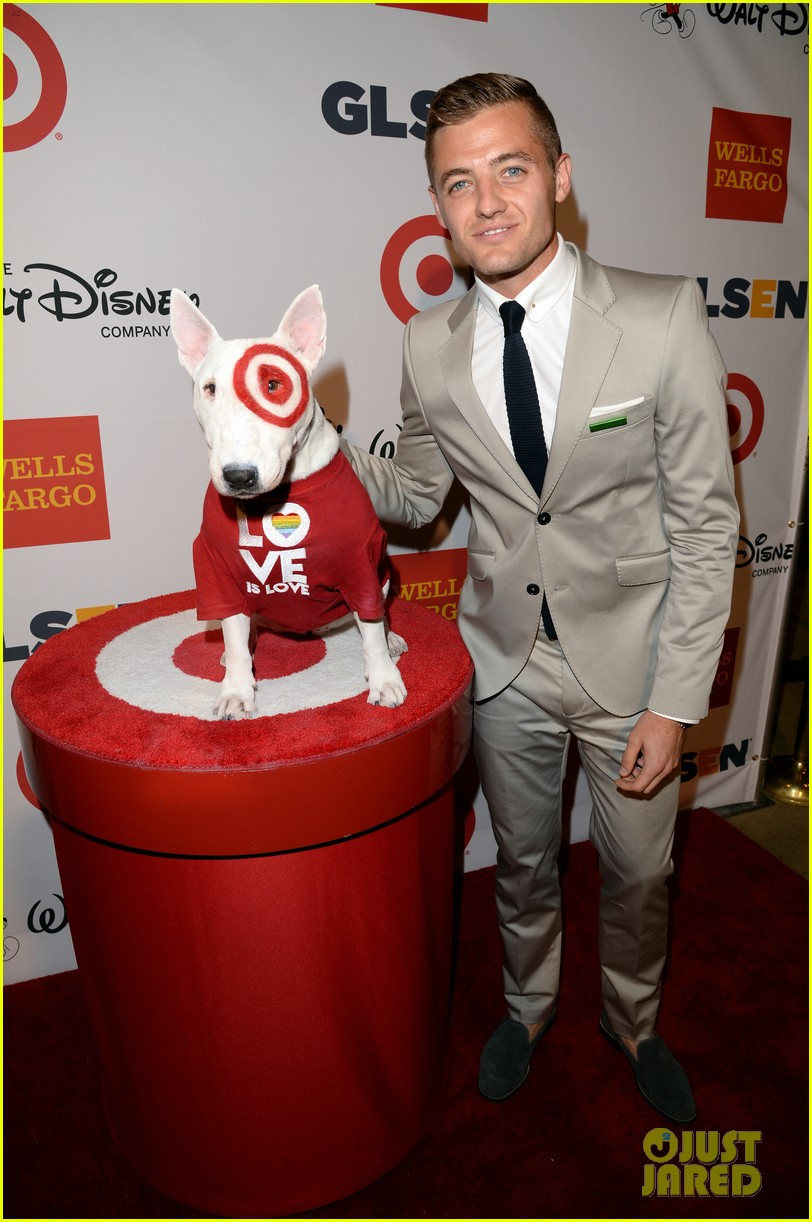 robbie rogers brant daugherty glsen respect awards 09