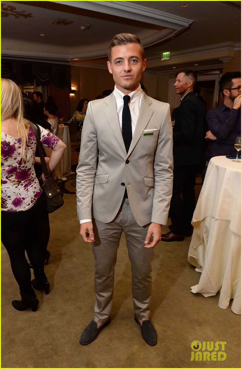 robbie rogers brant daugherty glsen respect awards 122975067