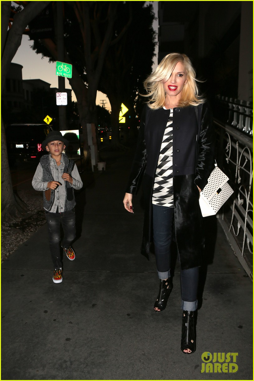 gavin rossdale celebrates birthday with gwen stefani kids 062983189
