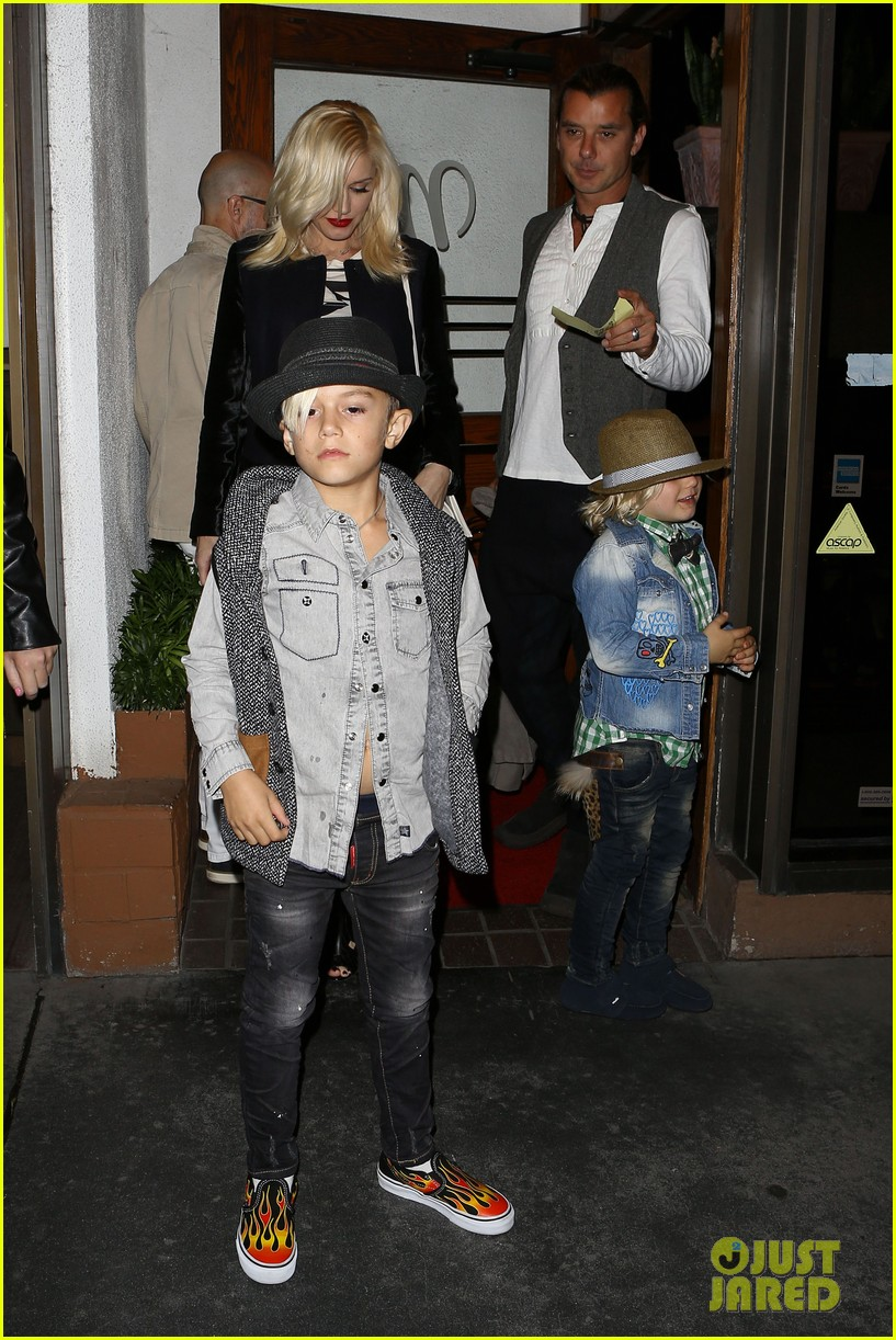 gavin rossdale celebrates birthday with gwen stefani kids 20
