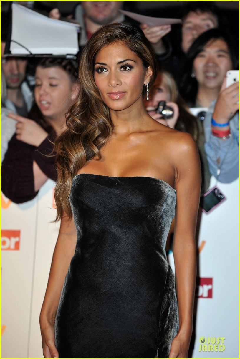 nicole scherzinger sheer dress at pride of britain awards 022968001