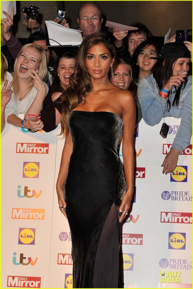 nicole scherzinger sheer dress at pride of britain awards 132968012