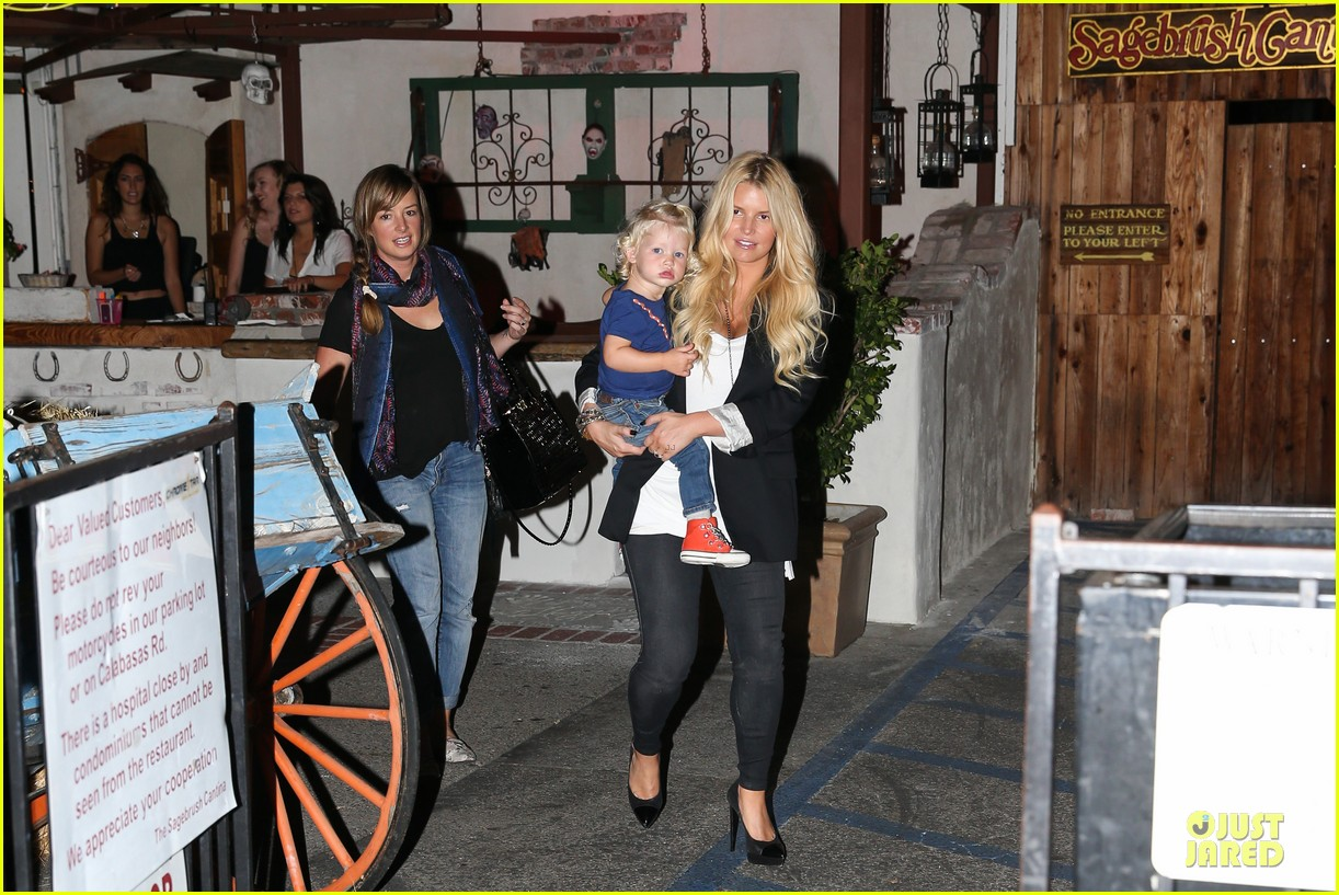 Jessica Simpson Excited About Augustus Gardens For