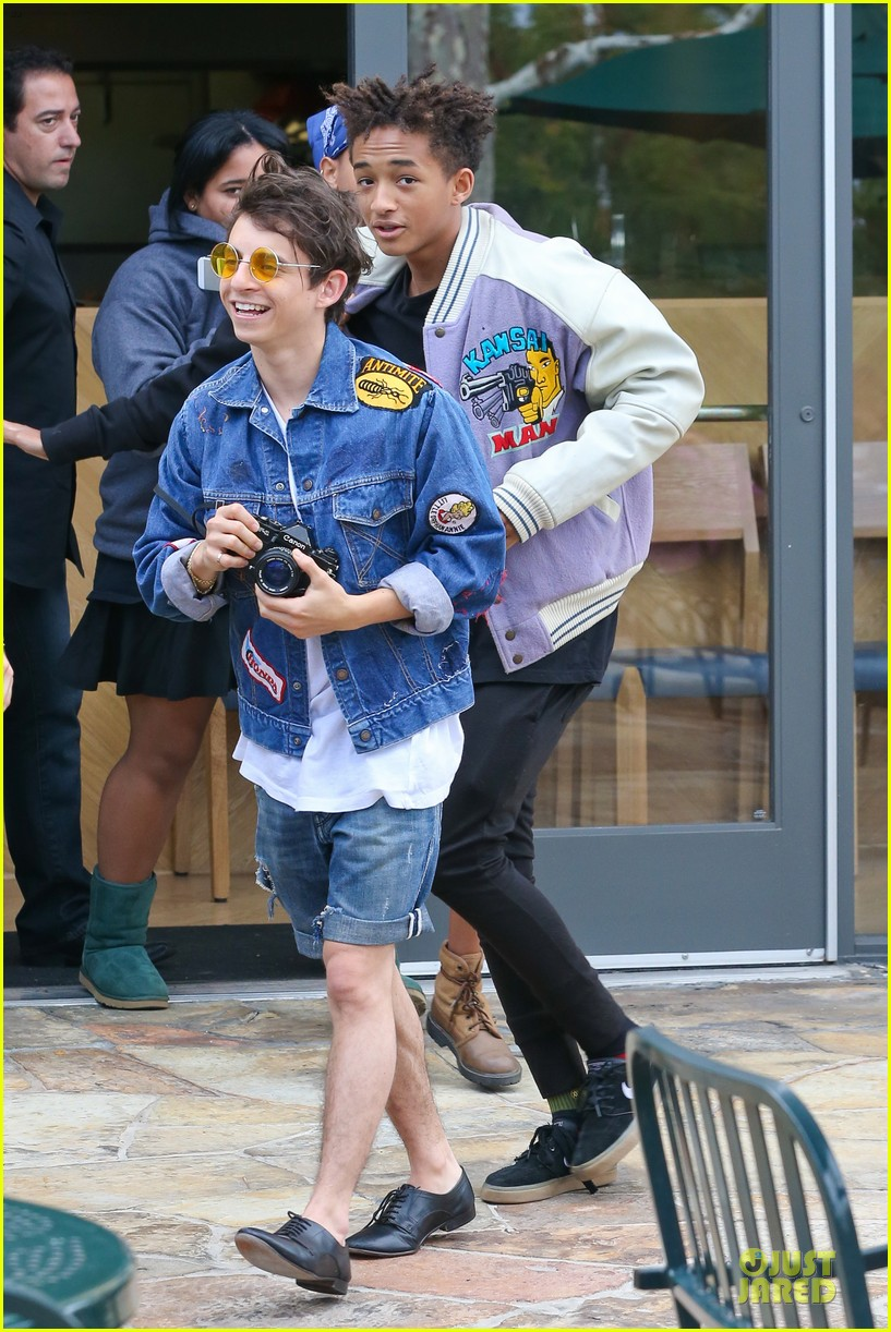 willow jaden smith sugarfish with kylie kendall jenner 072972029