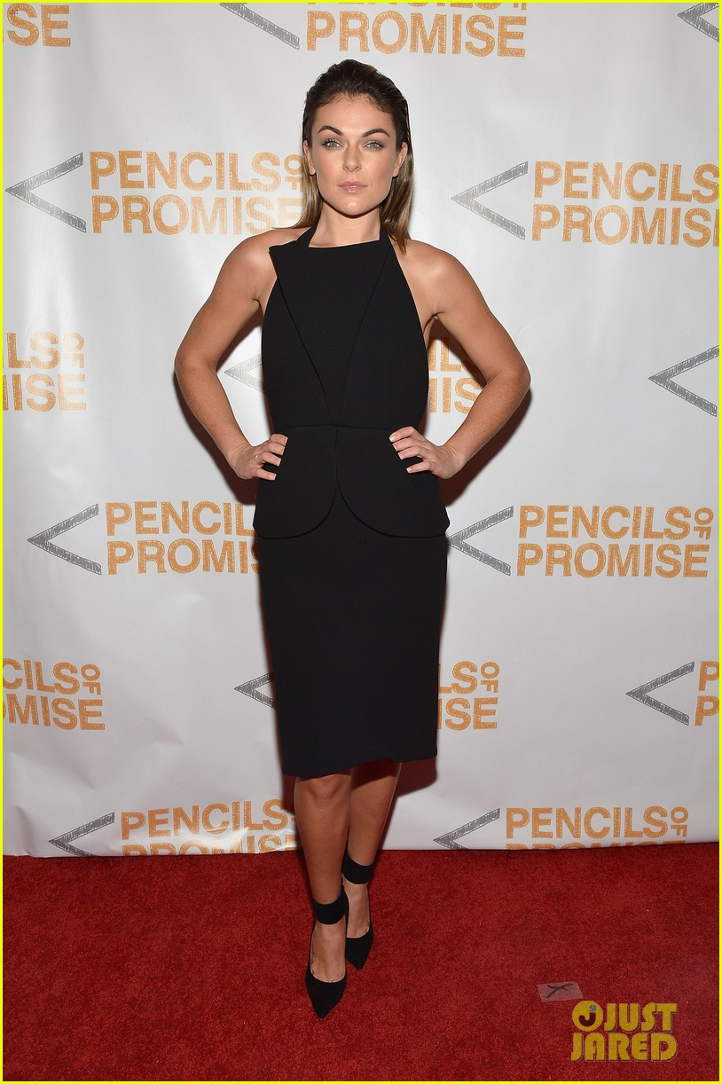 sophia bush serinda swan pencils of promise gala 2013 05