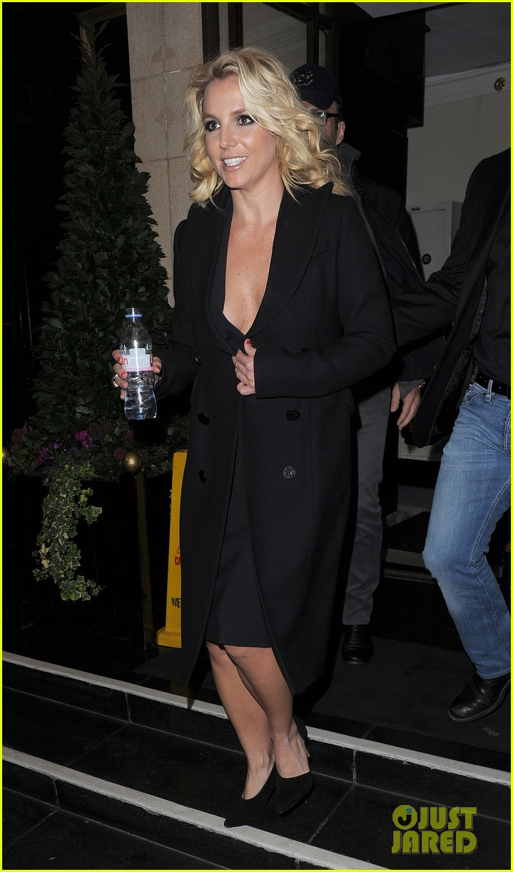 britney spears tapes chatty man appearance in london 142973221
