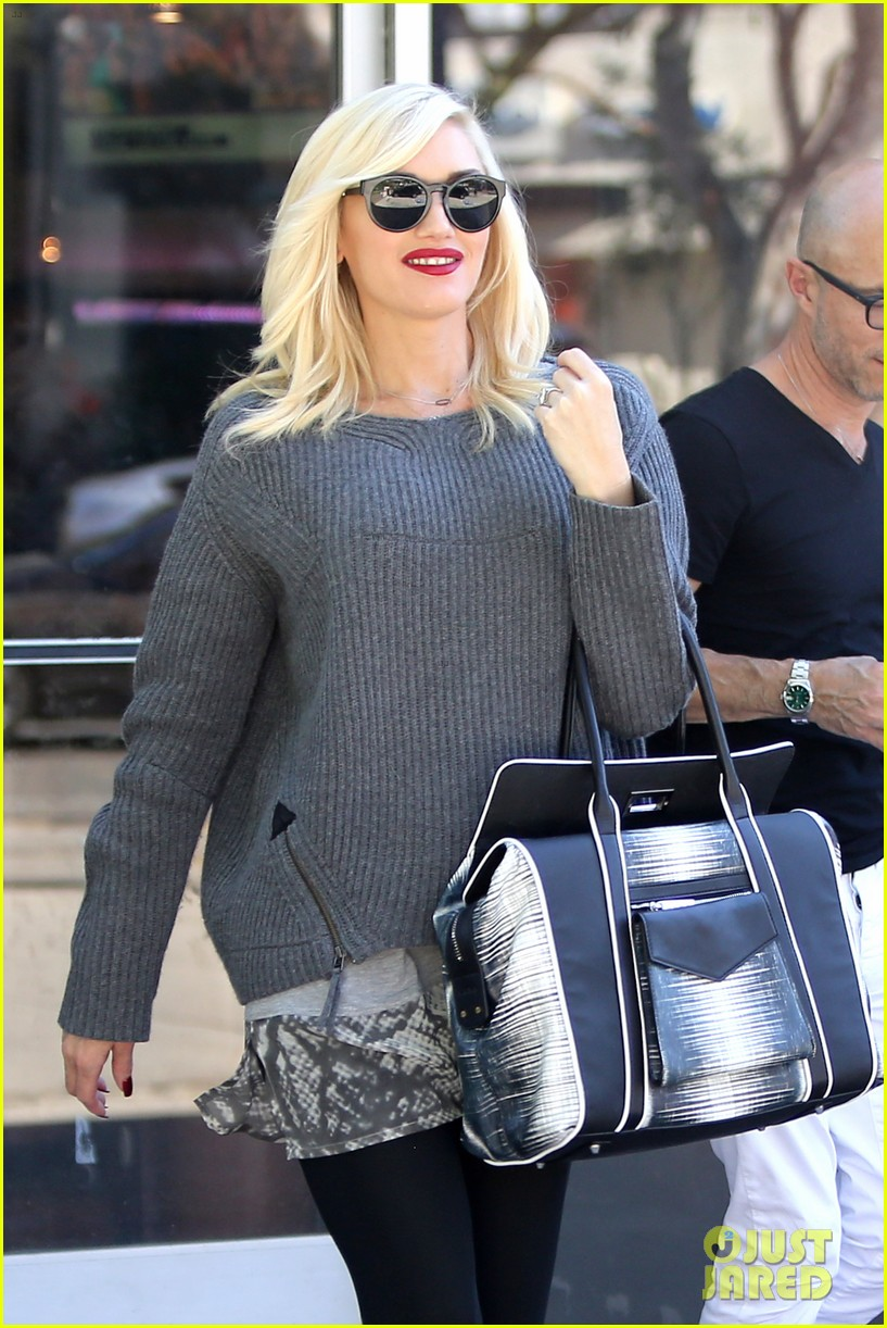gwen stefani help fight global hunger 042973862