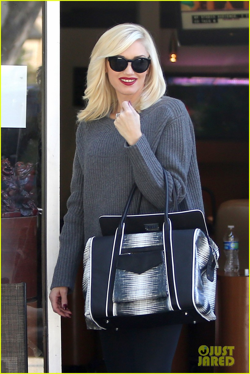 gwen stefani help fight global hunger 122973870