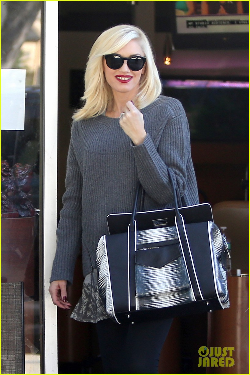 gwen stefani help fight global hunger 162973874
