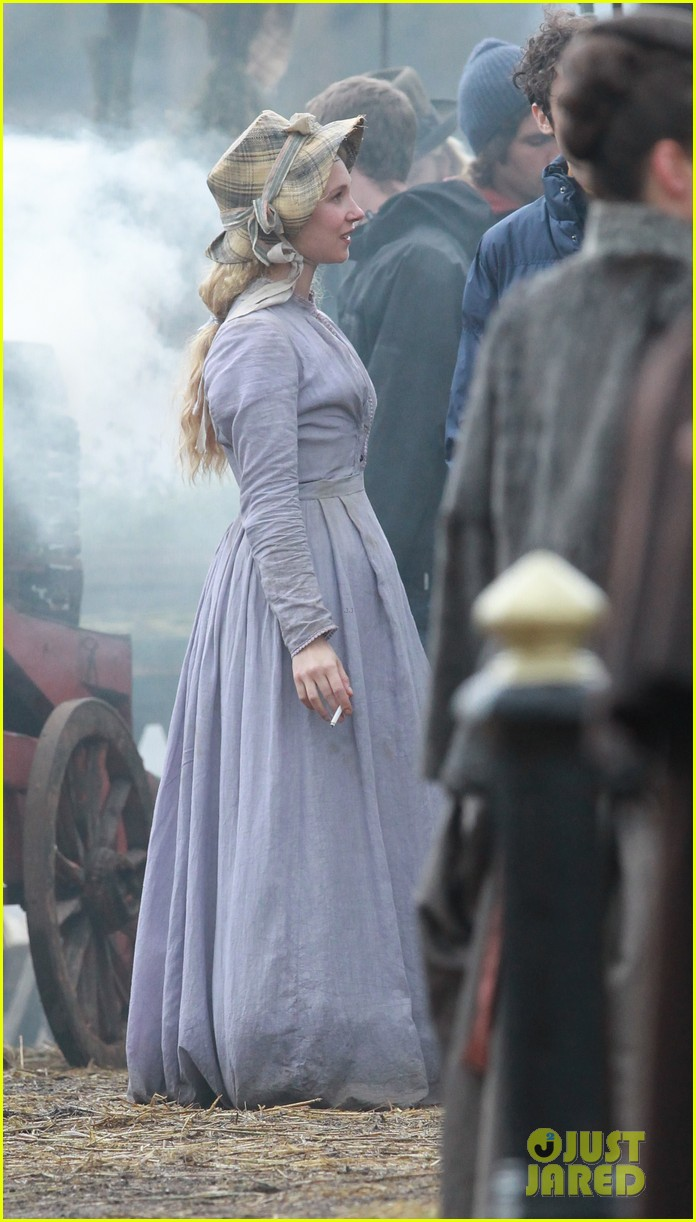 tom sturridge juno temple far from the madding crowd filming 092977652