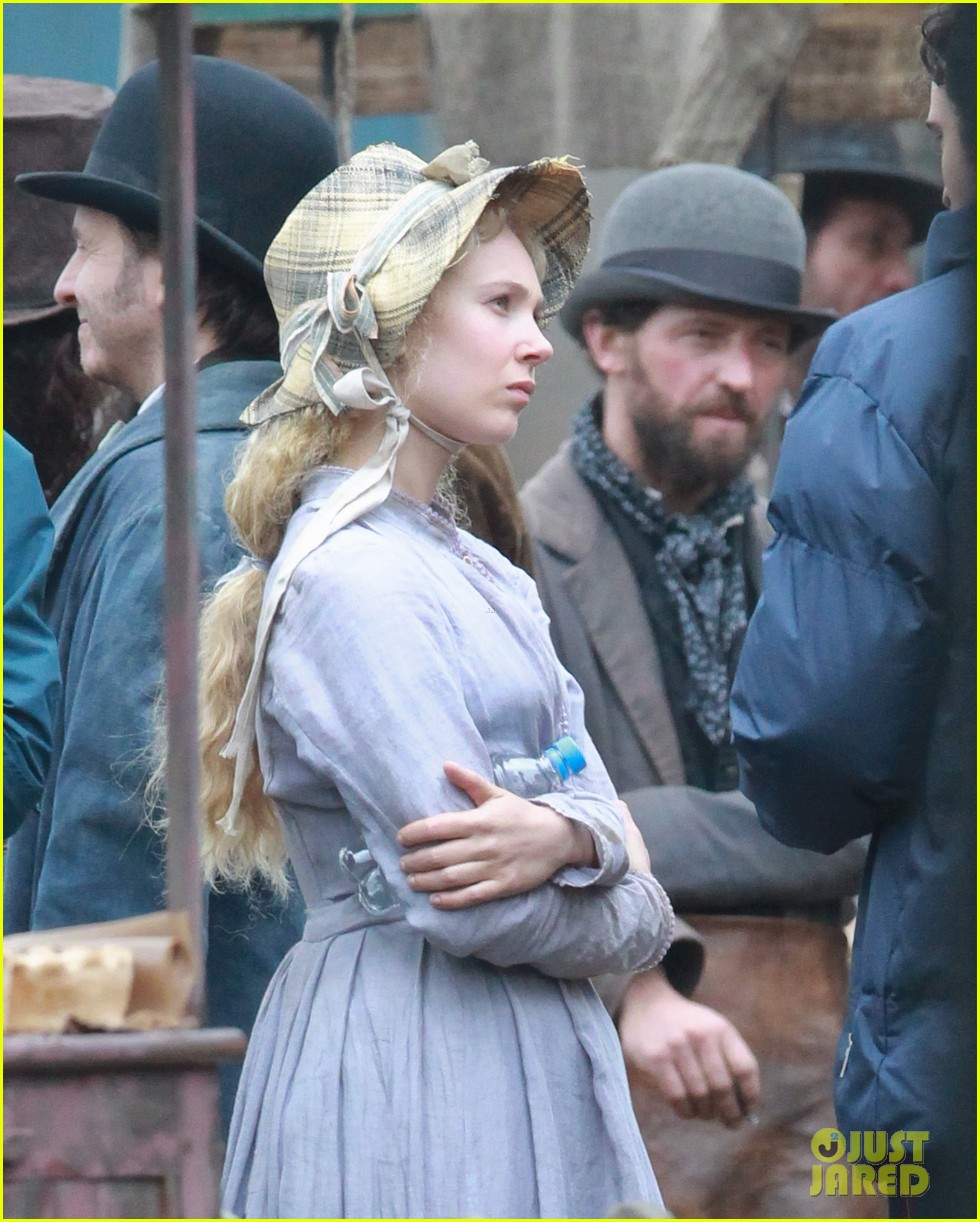 tom sturridge juno temple far from the madding crowd filming 102977653