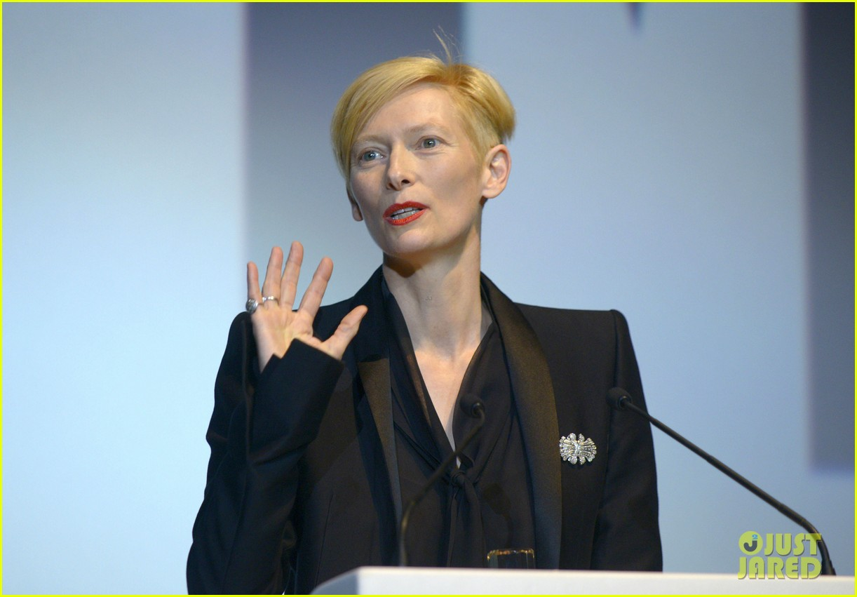 tilda swinton douglas sirk award honoree 022965084