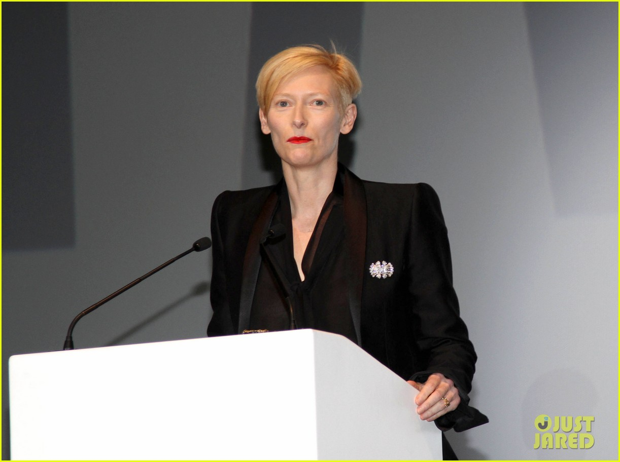 tilda swinton douglas sirk award honoree 212965103