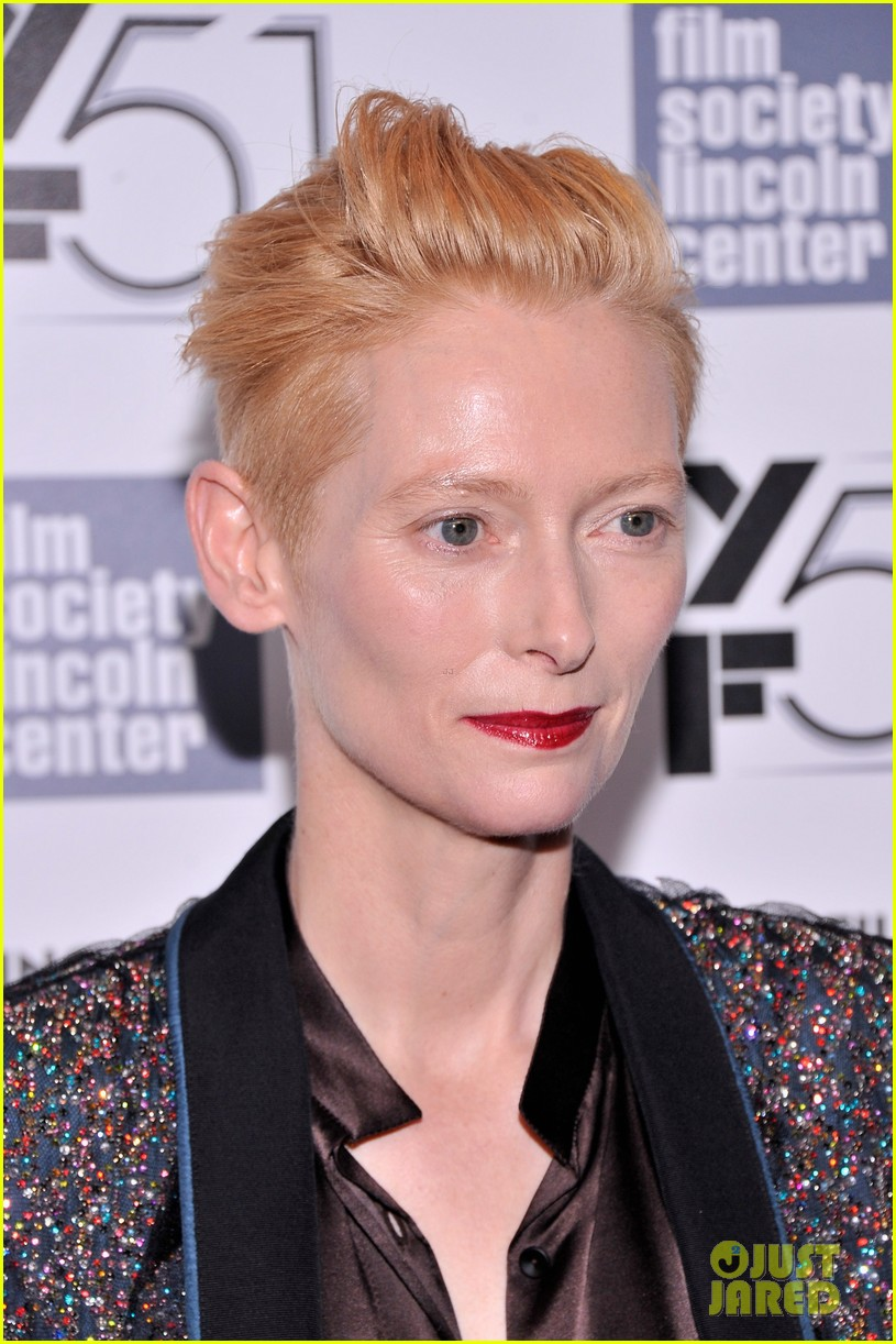 tilda swinton only lovers left alive nyff premiere 042970082