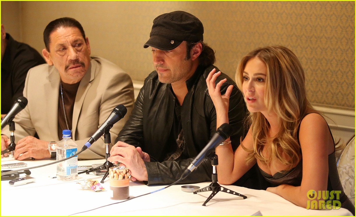 alexa vega machete kills press conference 022967588