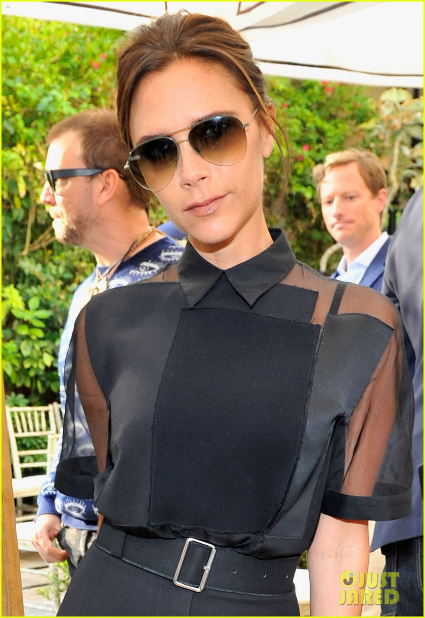 victoria beckham cfda vogue fashion fund event 2013 022978468