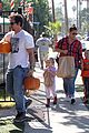 mark wahlberg mr bones pumpkin patch with family 03