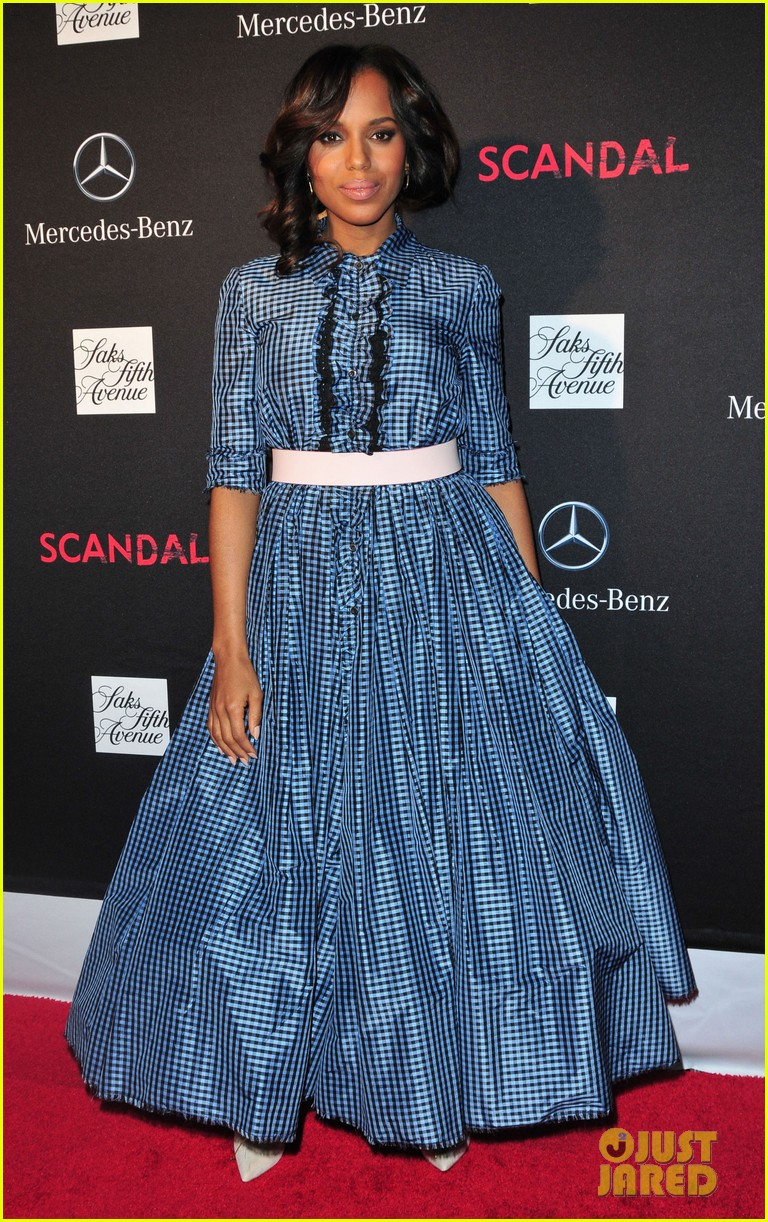 kerry washington scott foley scandal season 3 premiere 012964857