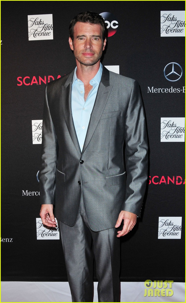 kerry washington scott foley scandal season 3 premiere 142964870