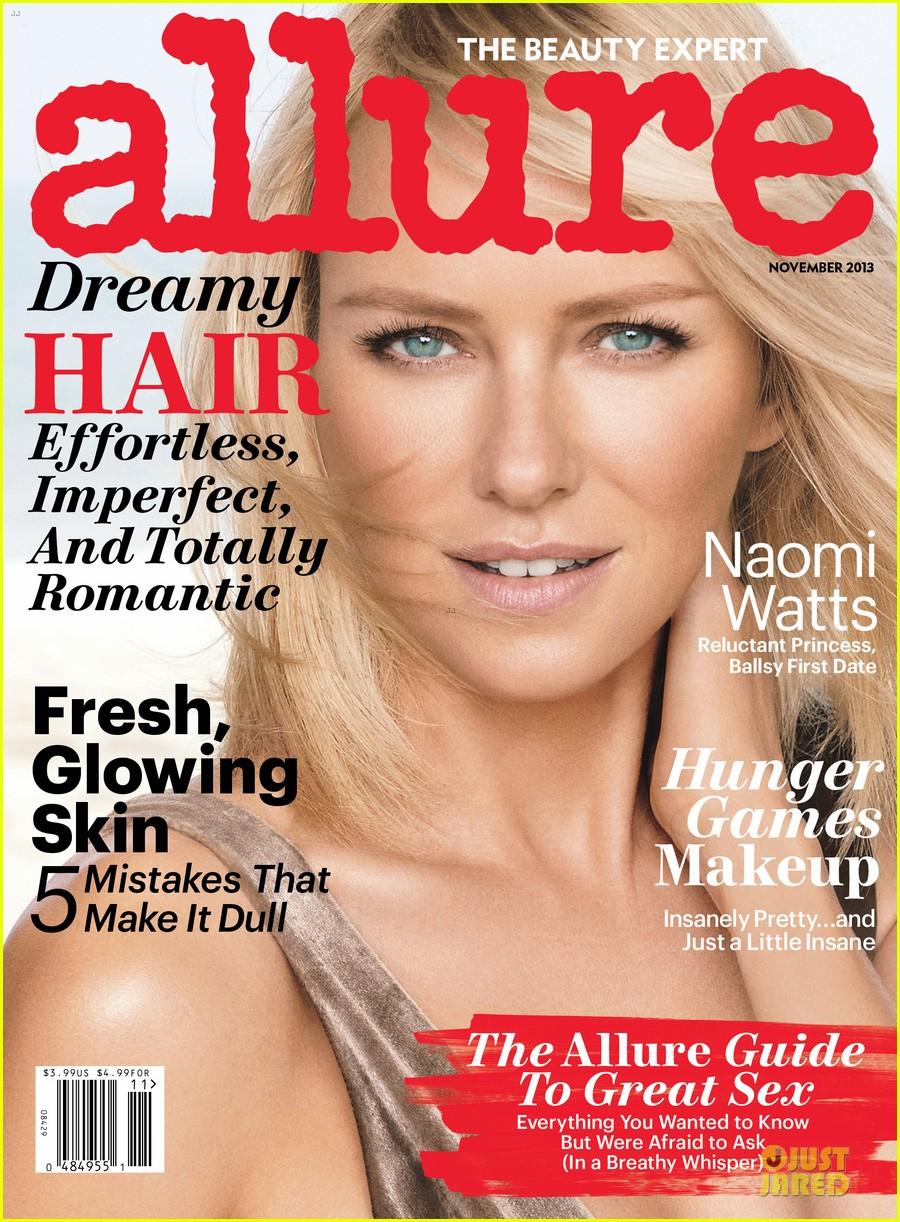 naomi watts covers allure magazine november 2013 022972218