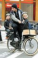 naomi watts liev screiber boys all ride on same bike 16