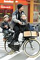 naomi watts liev screiber boys all ride on same bike 17