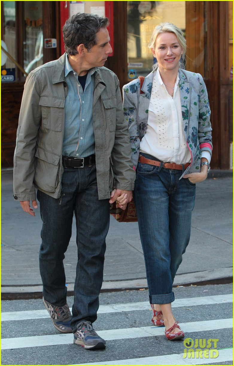 naomi watts ben stiller lovers on while we're young set 06