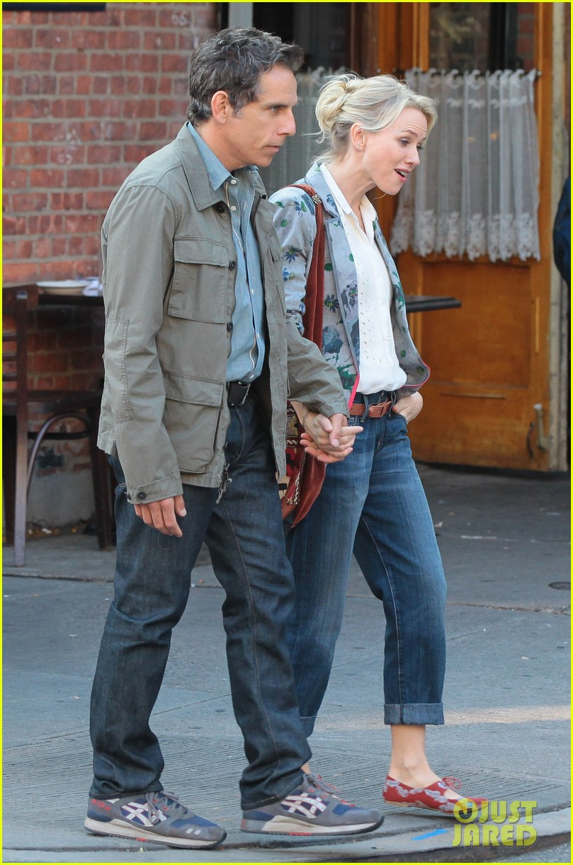 naomi watts ben stiller lovers on while we're young set 072965028