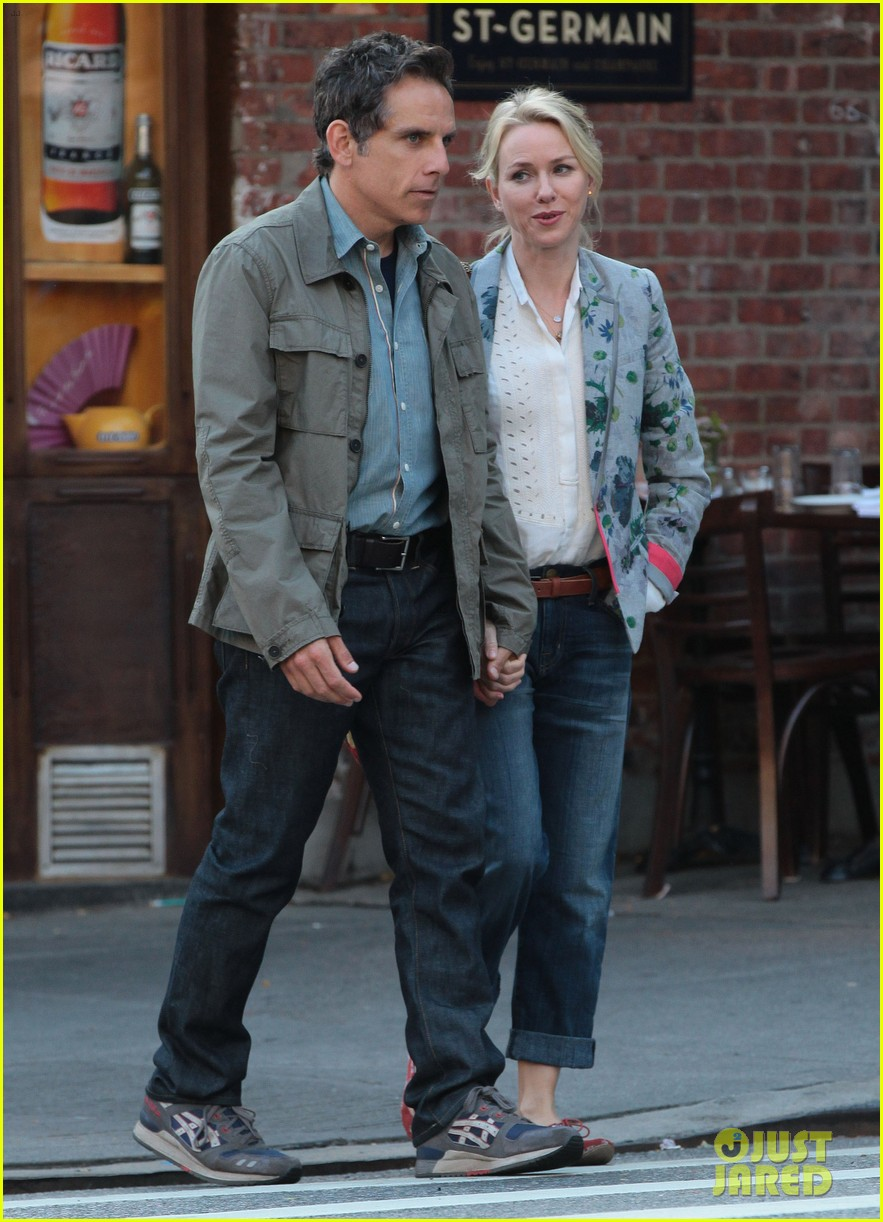 naomi watts ben stiller lovers on while we're young set 102965031