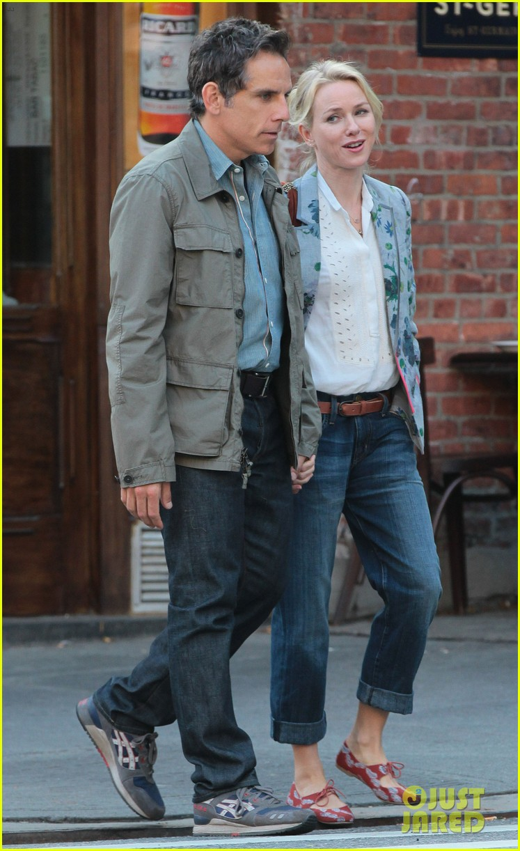 naomi watts ben stiller lovers on while we're young set 122965033