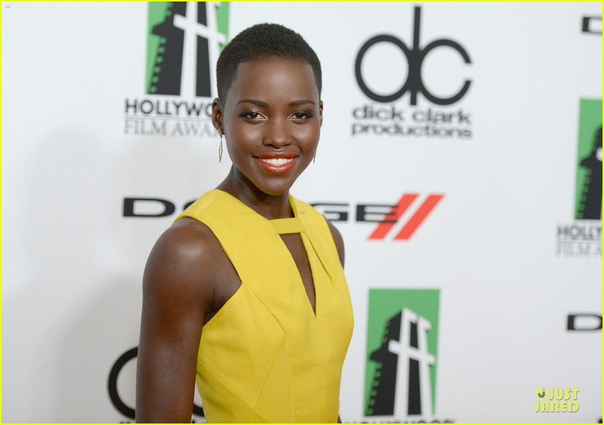 kanye west engagement glow at hollywood film awards 2013 042976850
