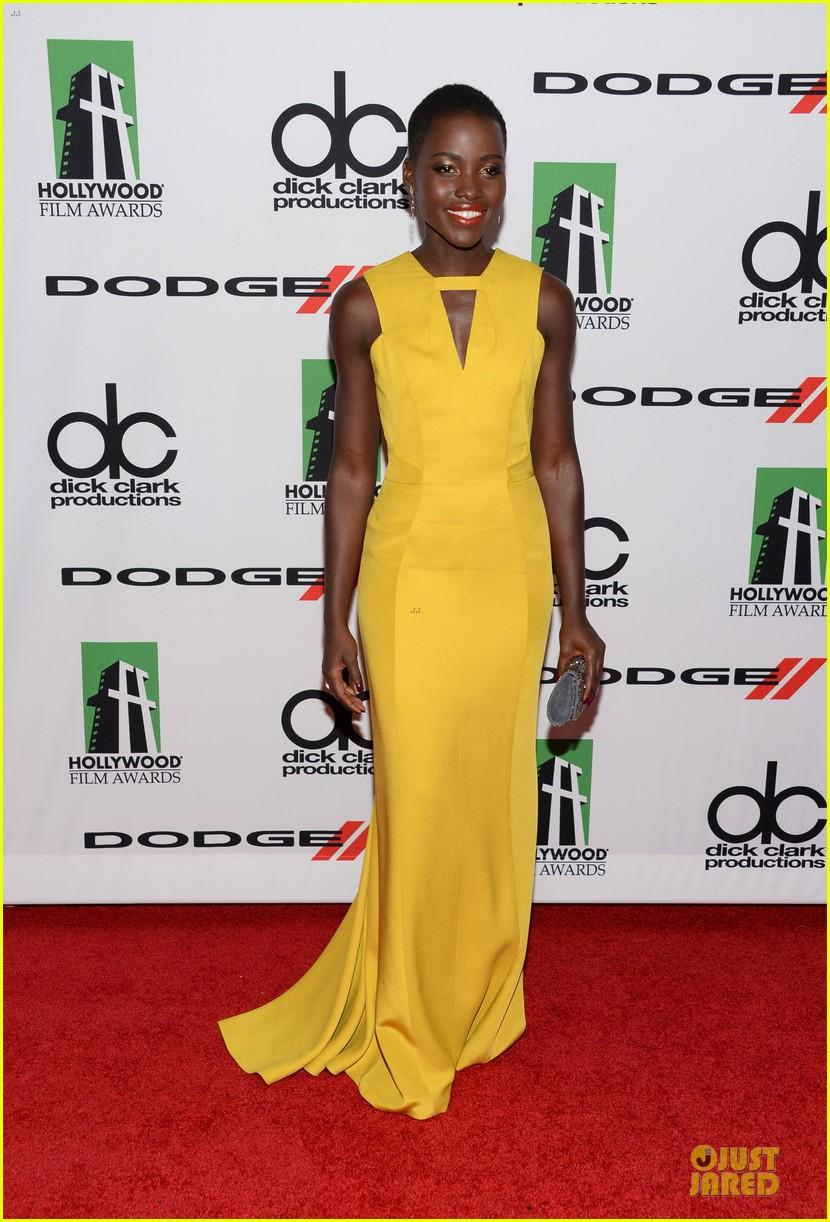 kanye west engagement glow at hollywood film awards 2013 062976852