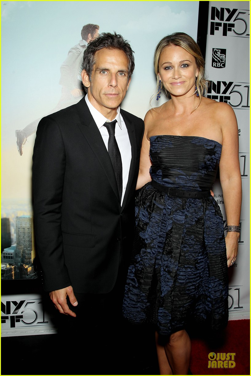 kristin wiig sean penn secret life of walty mitty presentation 092967132