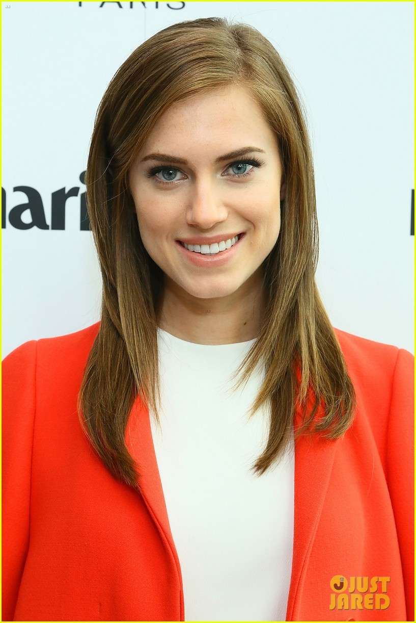 allison williams marie claire power women lunch 102983037
